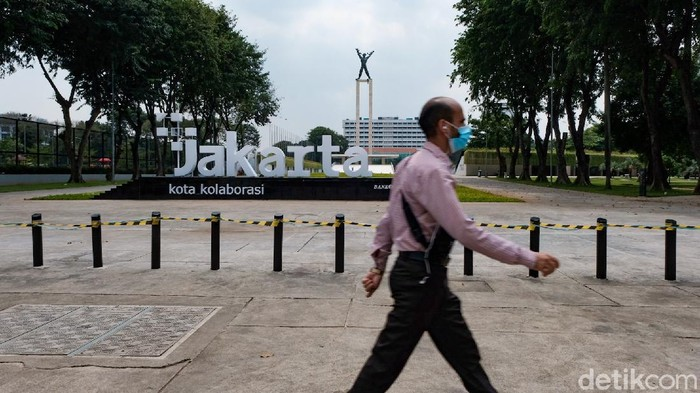 Update Corona Jakarta Hari Ini: Syarat WFO hingga ke Mal Terbaru