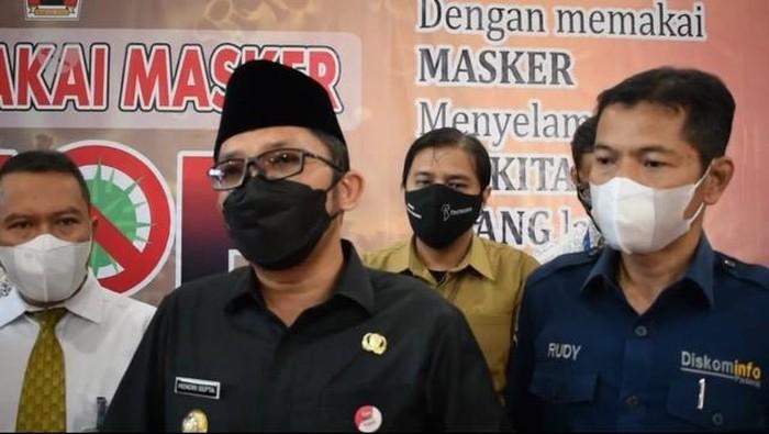 Wali Kota Padang, Hendri Sapta