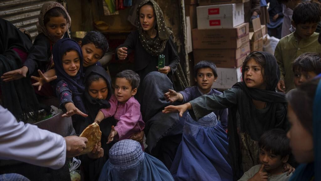 Seluruh Afghanistan Terancam Kelaparan, Krisisnya Bisa Nular ke Negara Lain!