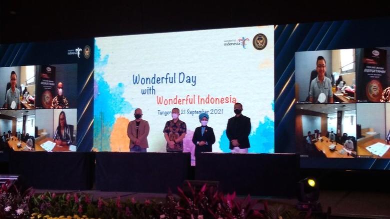 Wonderful Day With Wonderful Indonesia