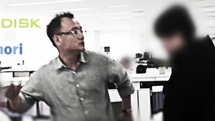 Bejatnya CEO WeDisk yang Jadi Inspirasi Film Taxi Driver
