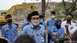 5 Pejabat Blora Ini Dilantik di Tengah Gunungan Sampah
