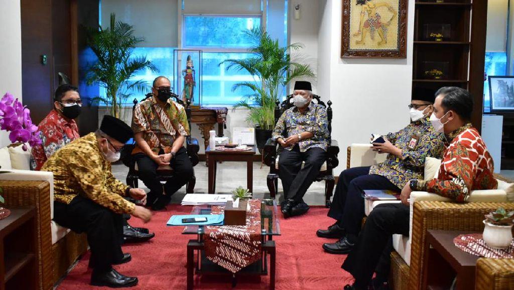 Andre Rosiade Kembali Boyong Kepala Daerah di Sumbar Temui Menteri PUPR
