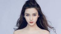 10 Pesona Angelababy, Kalahkan Dilraba Dilmurat Jadi Wanita Tercantik Asia
