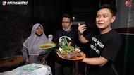 Bawa Ikan Louhan Rp 10 Juta, Bobon Santoso Minta Dibuatkan Pecel Louhan!