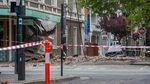 Potret Kerusakan di Melbourne Usai Diguncang Gempa 6 Magnitudo