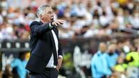 Ancelotti Soal Gaya Main Madrid: Yang Penting Menang