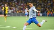 Geser Messi, Cristiano Ronaldo Pesepakbola Terkaya Sedunia
