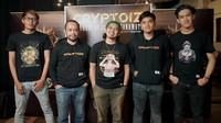 Tren Cryptocurrency Rambah Dunia Musik