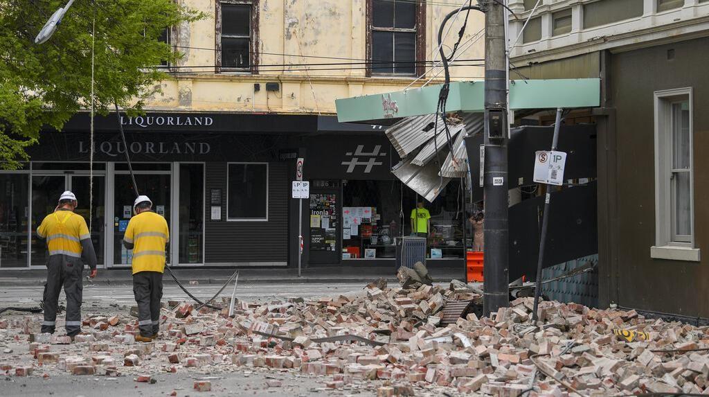 Cerita Kepanikan Warga Melbourne Diguncang Gempa Magnitudo 5,8