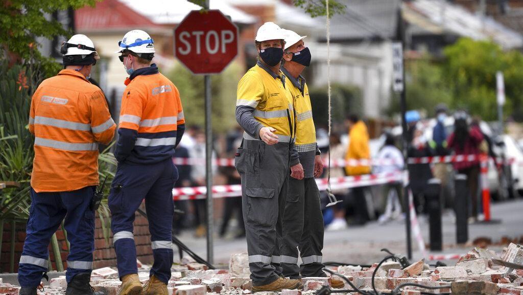 Gempa Picu Kepanikan di Melbourne, Taliban Ingin Bicara di Sidang Umum PBB