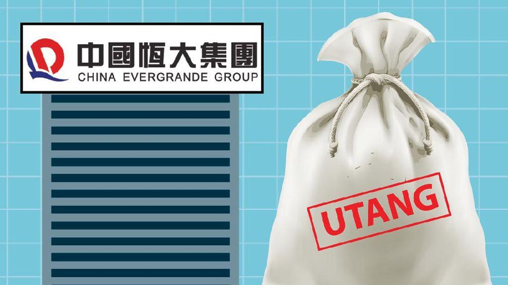 Raksasa Properti China yang Hampir Bangkrut