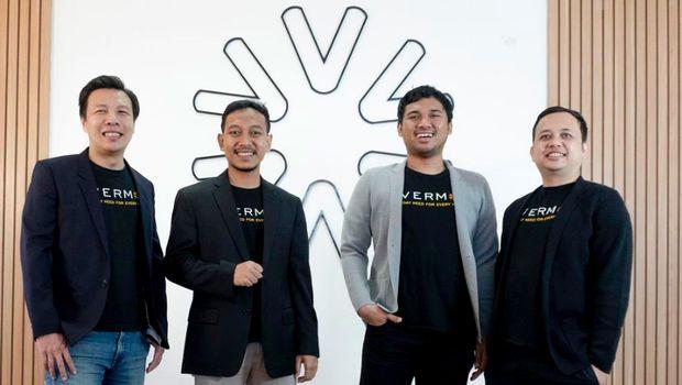 Evermos, platform social commerce mengumumkan telah meraih pendanaan Seri B lebih dari US$ 30 juta/Dok Evermos