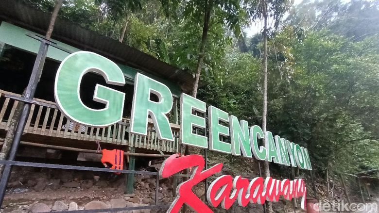 Green Canyon Karawang