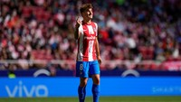 Statistik Horor Griezmann di Atletico: 0 Gol, 0 Assist, 0 Shot on Target