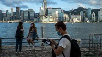 Ekspatriat Hong Kong Mulai Gerah, Lirik Singapura yang Buka Pintu