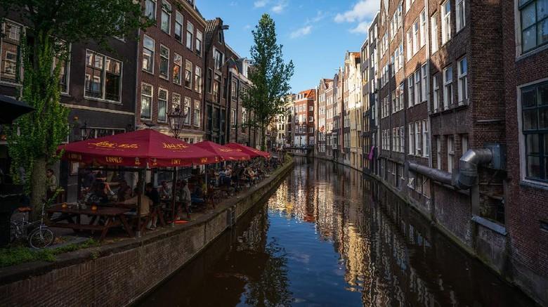 Ilustrasi Belanda