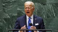 Joe Biden Divaksin Booster Pfizer di Gedung Putih
