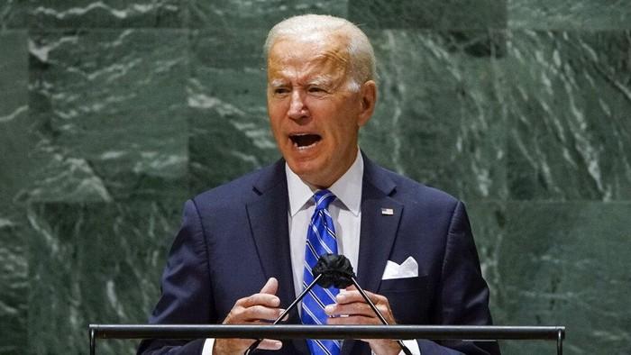 Joe Biden berbicara soal kemerdekaan Palestina di Sidang Majelis Umum PBB. Ia menilai kemerdekaan Palestina jadi cara terbaik untuk pastikan masa depan Israel