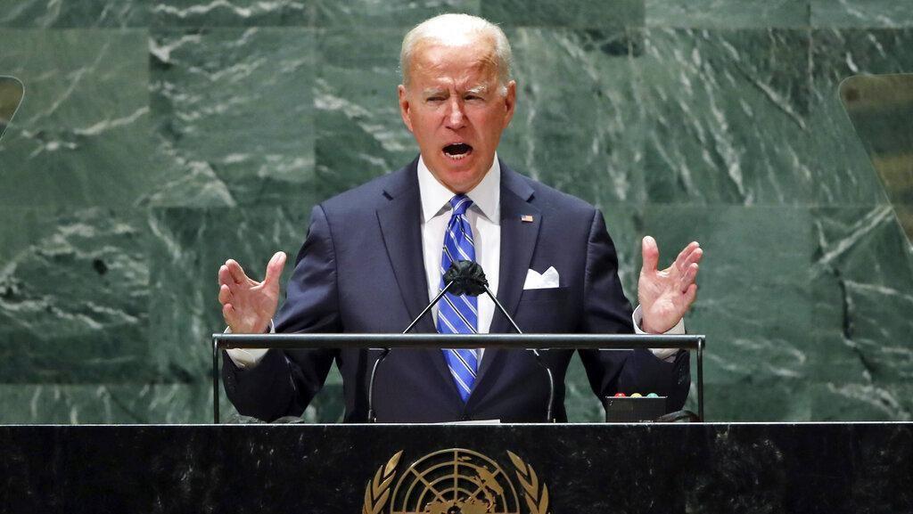 Ini Alasan Joe Biden Bicara Kemerdekaan Palestina di Sidang Umum PBB