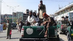 Musuh Bebuyutan, ISIS Gencarkan Serangan Melawan Taliban