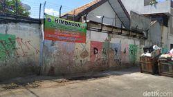 Tak Lagi Banyak Sampah, Jalanan Kramat Jakpus Bersih Siang Ini