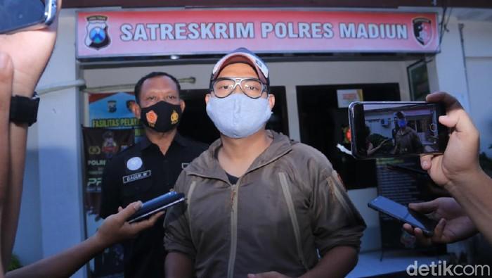 Kasat Reskrim Polres Madiun AKP Ryan Wira Raja Pratama