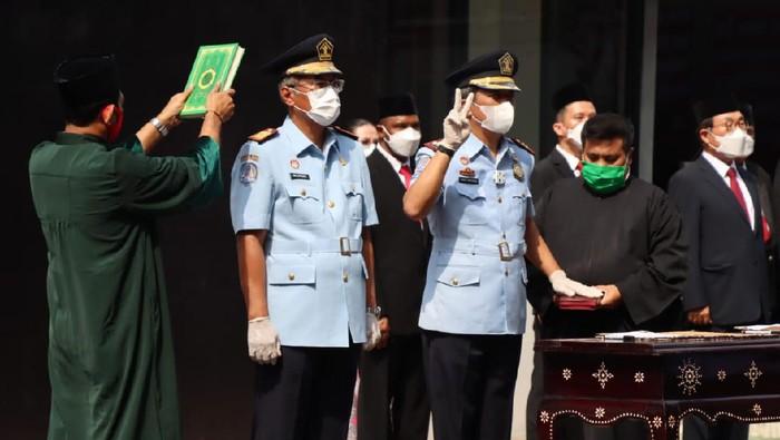 Kepala Kantor Imigrasi Kelas I Khusus Non TPI Jakarta Selatan Anggiat Napitupulu