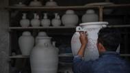 Keren! Keramik Made In Kabupaten Sumedang Go Internasional