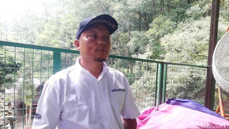 Ketua Forum Komunikasi Pariwisata Nana Mulyana