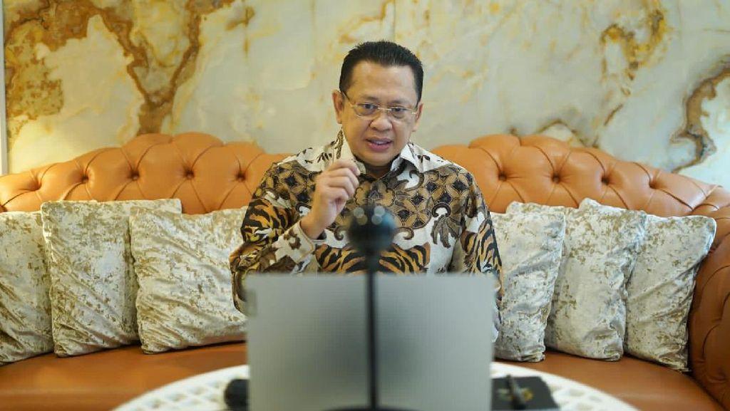 Ke Maba STIKES, Ketua MPR: Kalian Berkesempatan Jadi Pahlawan