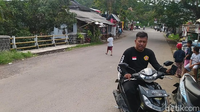 Lokasi pembuangan janin bayi di Cianjur
