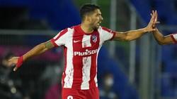 Luis Suarez Jawab Keraguan dengan Gol