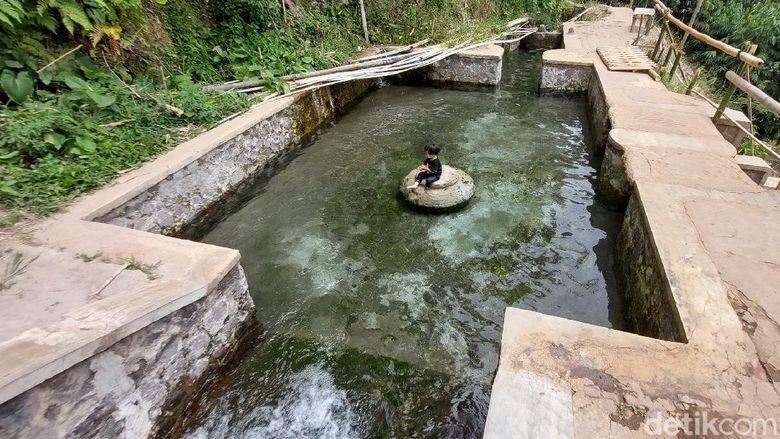 Mata air Campaka