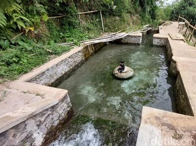 Mata Air Campaka, Wisata Murah Meriah Bandung nan Menyegarkan