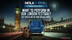 #MolaChillAudition London, Beka Honne & Joy Crookes Jadi Juri