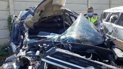 Cerita Korban Selamat dari Kecelakaan Minibus Maut di Tol Cipali