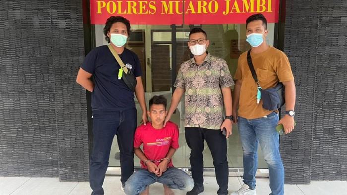 Pelaku pembunuhan majikan di Jambi