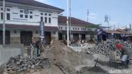 Dishub DKI: Proyek Penataan Kawasan Stasiun Manggarai Sudah 92,07%