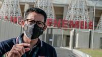 Momen Sandiaga Uno Salah Pidato di Jumpa Pers Film Losmen Bu Broto