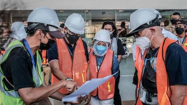 Sesuai Instruksi Presiden Nomor 4 Tahun 2021, salah satu tugas khusus Kemenparekraf dalam PON XX Tahun 2021 di Papua adalah melakukan supervisi persiapan upacara pembukaan dan penutupan PON XX.