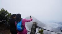 Yang ke Puncak Gunung Gede-Pangrango Saat Ini, Siap-siap Berkawan Hujan