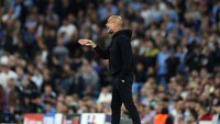 Manchester City Tak Butuh Striker