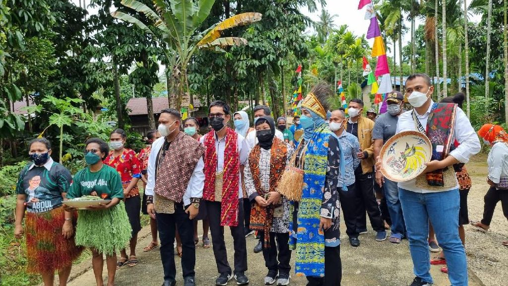 Stafsus Kemnaker Tinjau Kesiapan BLK Komunitas di Sorong