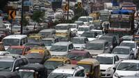 Begini Potret Jalanan Kota Paling Bikin Stres di Dunia, Lebih Ruwet dari Jakarta