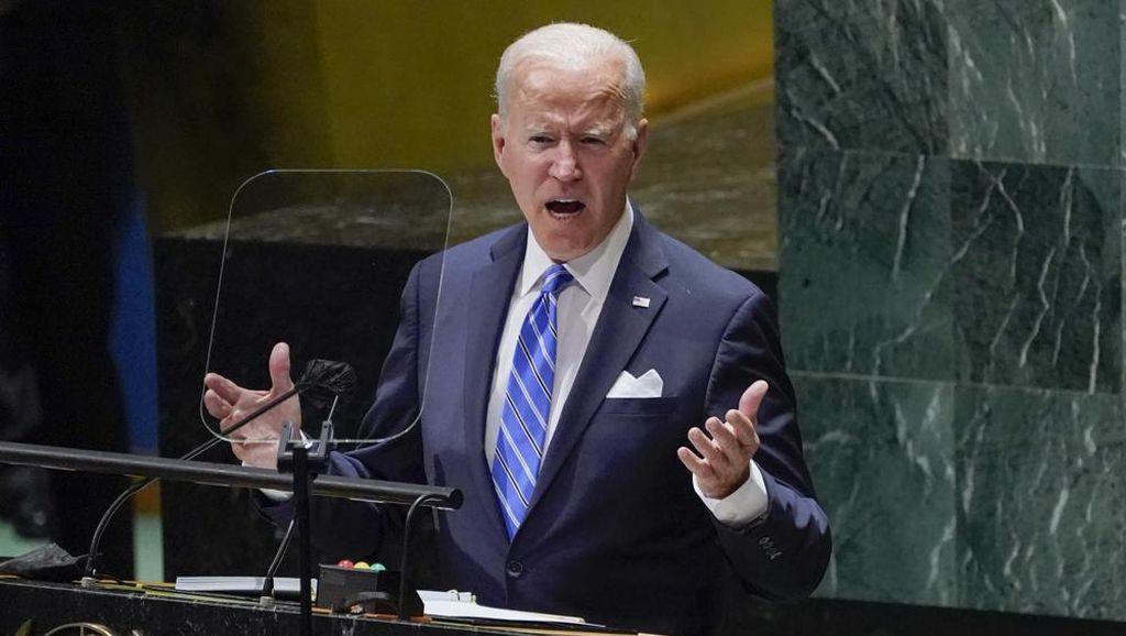 Joe Biden Bicara Kemerdekaan Palestina di Sidang Umum PBB
