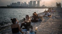 Varian Delta Ancam Model Hidup dengan Covid ala Singapura
