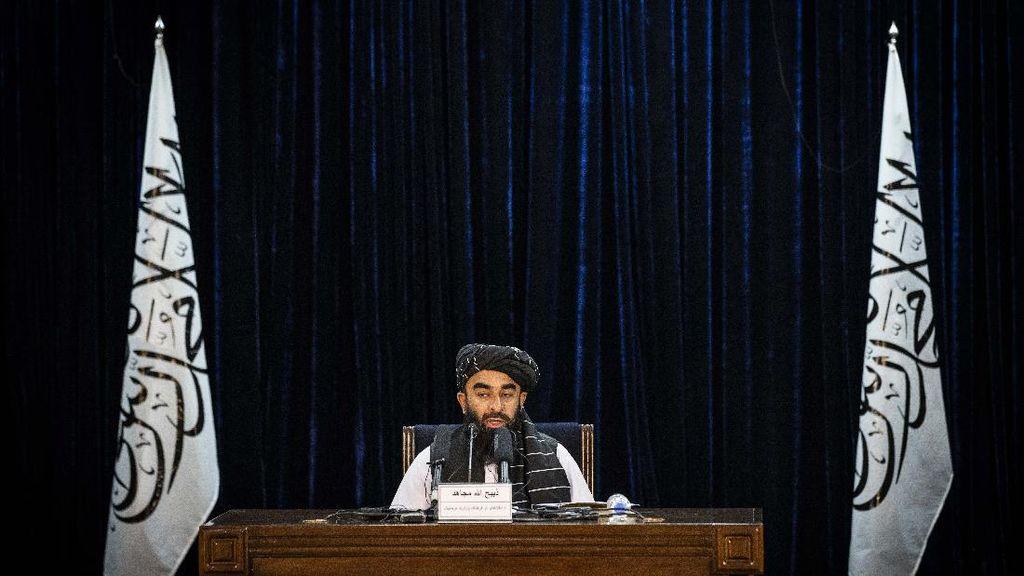 Jerman Komentari Permintaan Taliban Bicara di PBB: Tak Ada Gunanya!