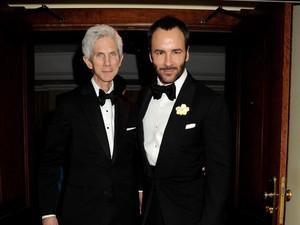 Suami Desainer Tom Ford Meninggal di Usia 72 Tahun
