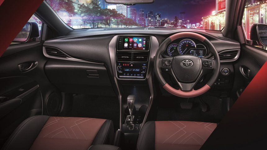 Toyota Yaris X-Urban